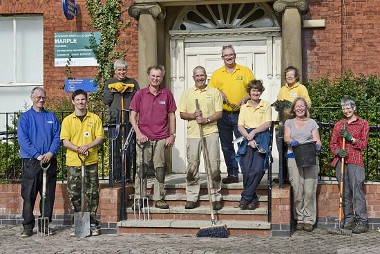 volunteers-september-2013