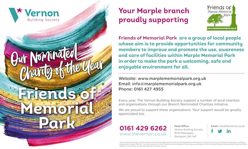 Vernon Building Society Support